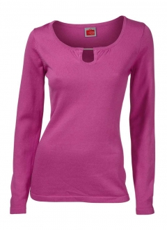 Pullover, pink von Travel Couture by H****