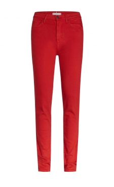 Skinny-Jeans VENICE\, rot, 32 inch\ von TOMMY HILFIGER