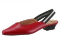 Slingpumps, rot von City Walk